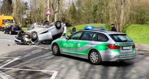 Indemnización por daños materiales en accidente