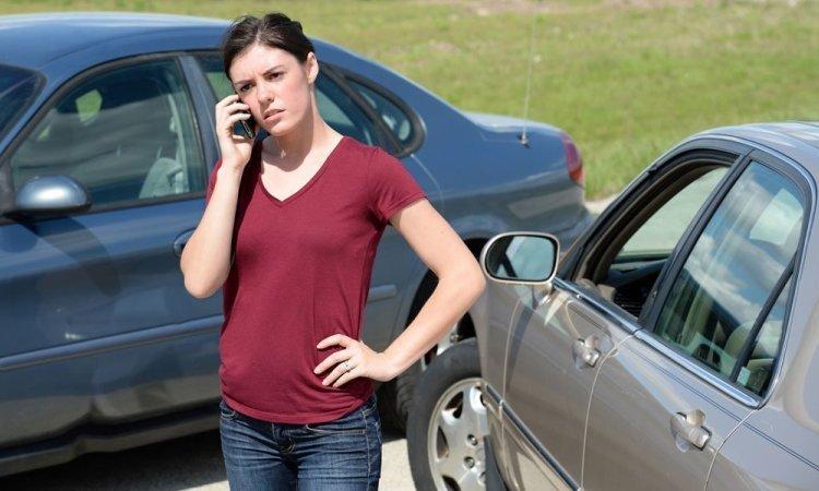 Qué hacer en un accidente cuando el otro no tiene seguro