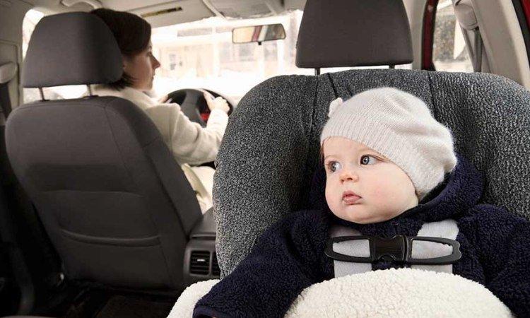 Qué hacer si en el accidente de tráfico hay menores
