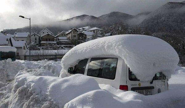 El Consorcio de Compensacion de Seguros indemnizara a las personas si fueron perjudicadas a causa de un temporal de nieve que ocasiono inundaciones