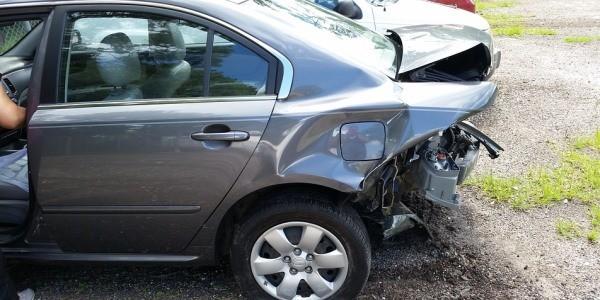 La culpa en un accidente de trafico